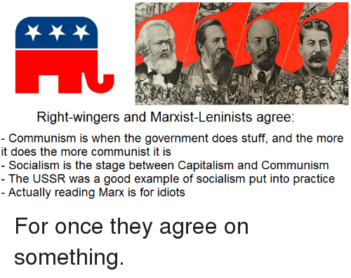 a comparison of philosophies in socialism marxism and communism Communism is by far the most intertwined with political control of classes, wages, and policies to eliminate poverty or wealth gaps communism is considered more of a political expansion of the economic system of socialism and has been in the past portrayed as an attempt to create a marxism utopia through government (ironic, as true marxism.