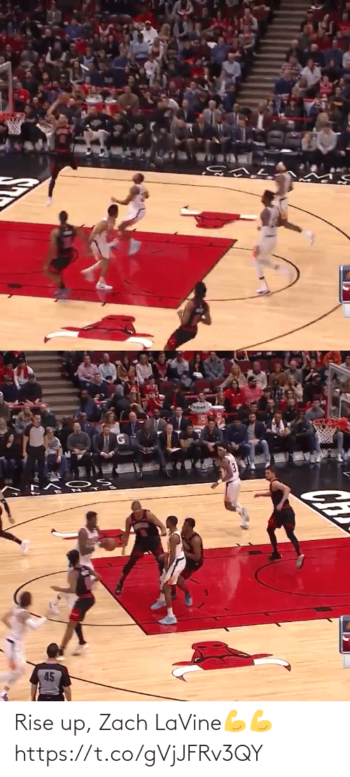 rise up: Rise up, Zach LaVine💪💪 https://t.co/gVjJFRv3QY