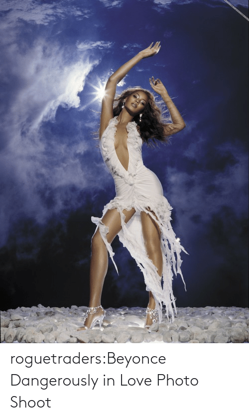 Dangerously: roguetraders:Beyonce Dangerously in Love Photo Shoot