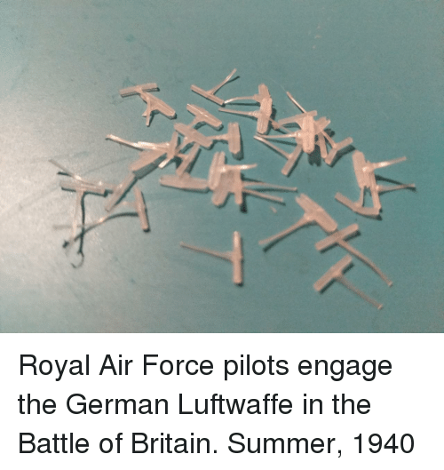 Summer, Air Force, and Britain: Royal Air Force pilots engage the German Luftwaffe in the Battle of Britain. Summer, 1940