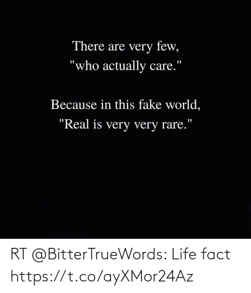 fact: RT @BitterTrueWords: Life fact https://t.co/ayXMor24Az