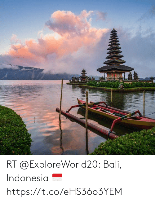 Indonesia: RT @ExploreWorld20: Bali, Indonesia 🇮🇩 https://t.co/eHS36o3YEM