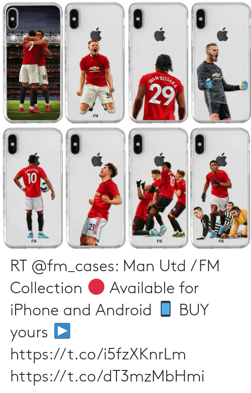 Buy: RT @fm_cases: Man Utd / FM Collection 🔴 Available for iPhone and Android 📱  BUY yours ▶️ https://t.co/i5fzXKnrLm https://t.co/dT3mzMbHmi