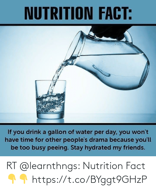 fact: RT @learnthngs: Nutrition Fact 👇👇 https://t.co/BYggt9GHzP