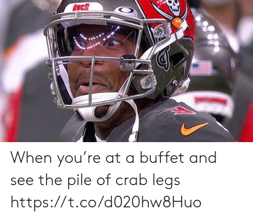 crab: RUCS When you're at a buffet and see the pile of crab legs https://t.co/d020hw8Huo