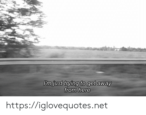 Net, Href, and Get: RUOLOG  I'm fust trying to get away  from here https://iglovequotes.net