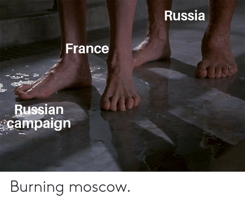 France, History, and Russia: Russia  France  Russian  ecampaign Burning moscow.