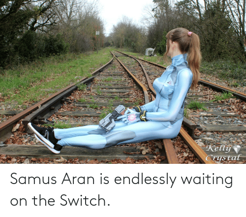 endlessly: Samus Aran is endlessly waiting on the Switch.