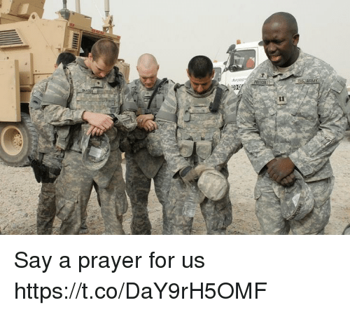 Memes, Prayer, and 🤖: Say a prayer for us https://t.co/DaY9rH5OMF