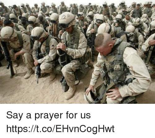 Memes, Prayer, and 🤖: Say a prayer for us https://t.co/EHvnCogHwt