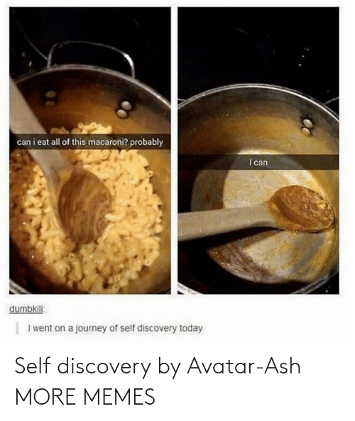 Ash: Self discovery by Avatar-Ash MORE MEMES
