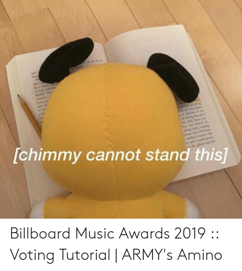 Armys: shi  [chimmy cannot stand this]  the Billboard Music Awards 2019 :: Voting Tutorial | ARMY's Amino