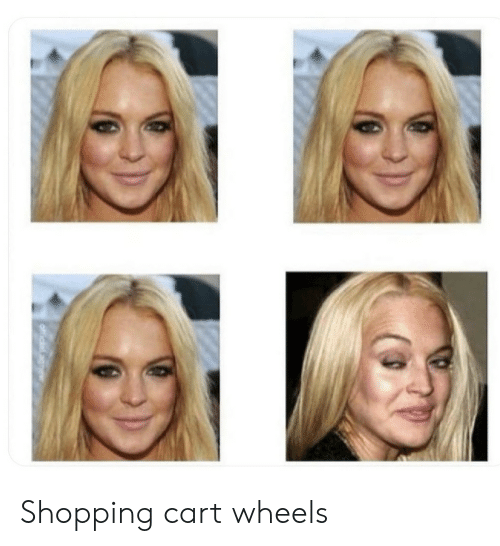 Shopping: Shopping cart wheels