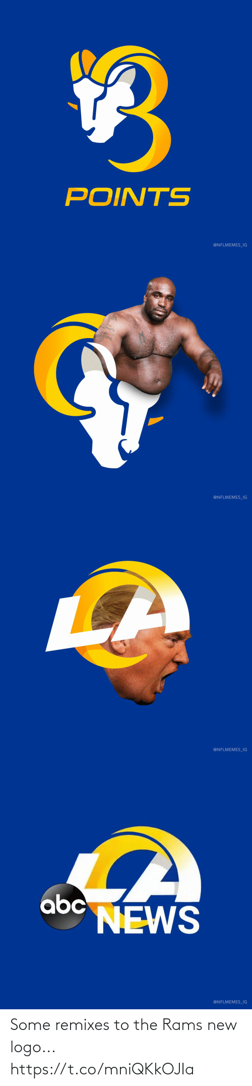 new: Some remixes to the Rams new logo... https://t.co/mniQKkOJIa