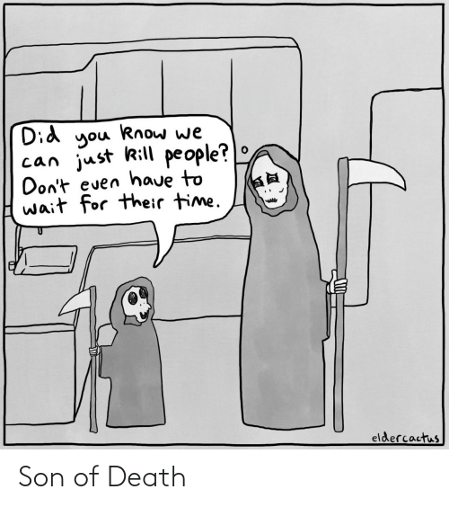 Death: Son of Death