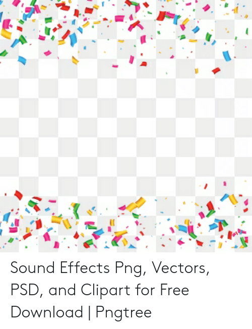 Sound Effects Png Vectors PSD and Clipart for Free Download