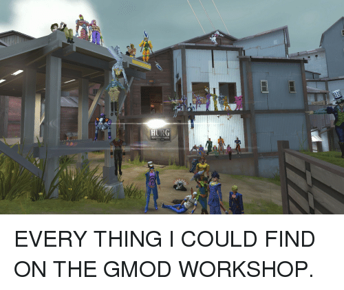 SPACESHIP PARTS | Gmod Meme on Conservative Memes