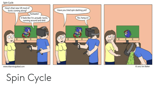 spin: Spin Cycle