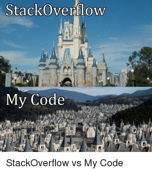 Code, Stackoverflow, and Low: StackOver low  My Code StackOverflow vs My Code