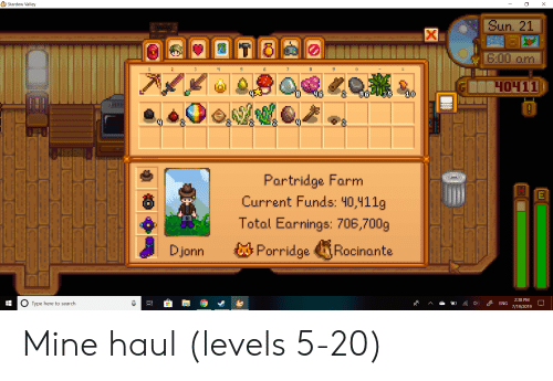 Stardew and Stardew Meme on Conservative Memes
