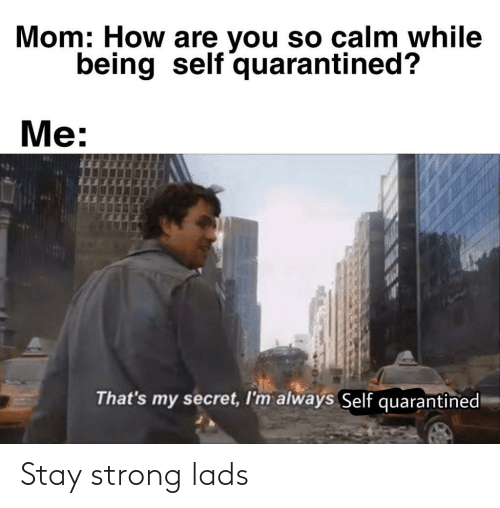 stay strong: Stay strong lads