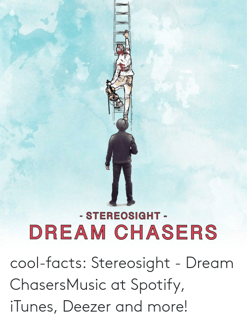 iTunes: - STEREOSIGHT -  DREAM CHASERS cool-facts:  Stereosight - Dream ChasersMusic at Spotify, iTunes, Deezer and more!