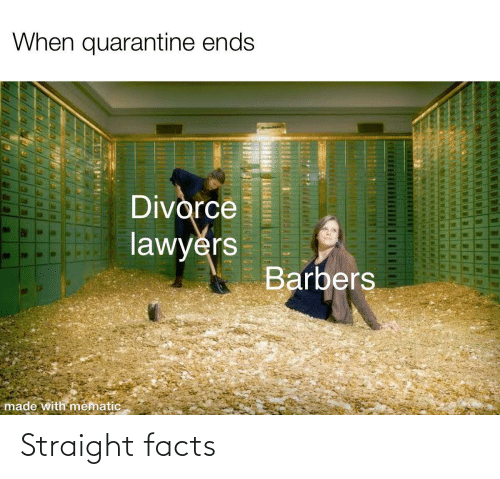 straight: Straight facts
