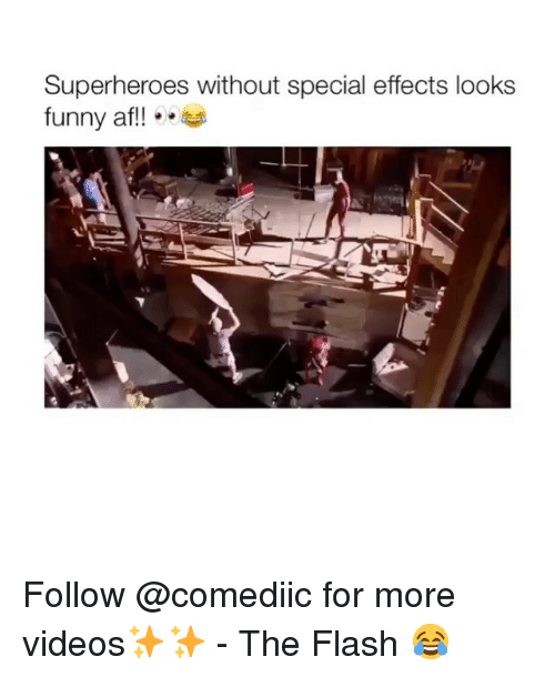 Superheroes Without Special Effects Looks Funny Af!! Follow