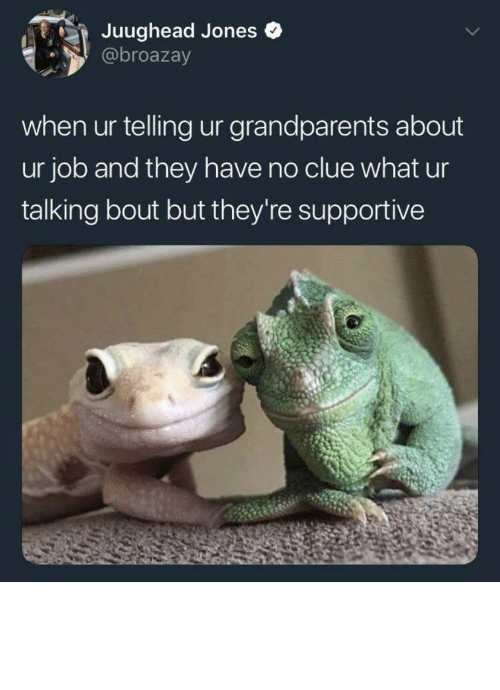 the best: supportive grandparents are the best