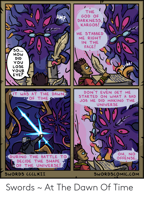 swords: Swords ~ At The Dawn Of Time