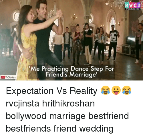 """t series: T-Series  'Me Practicing Dance Step For  Friend's Marriage""""  RVC J  www.RWCJ CO Expectation Vs Reality 😂😛😂 rvcjinsta hrithikroshan bollywood marriage bestfriend bestfriends friend wedding"""