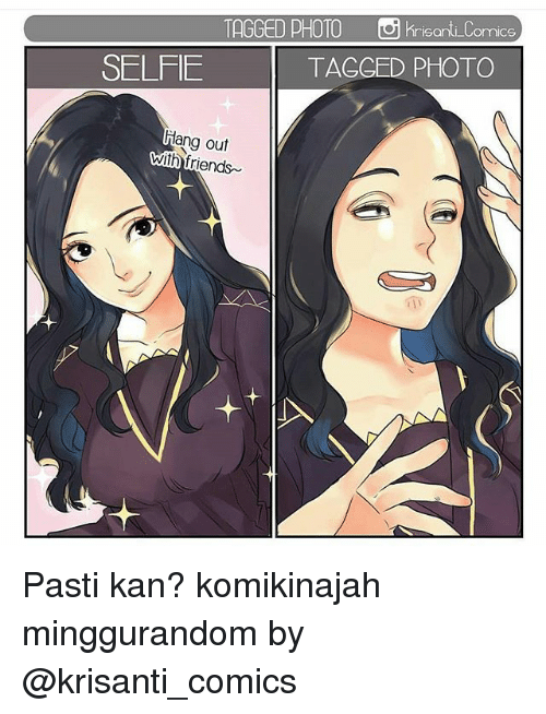 Tagged Photo Risantu Comics Tagged Photo Selfie Hang Out With