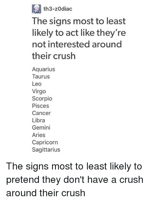 Zodiac Sign Least Likely To Marry