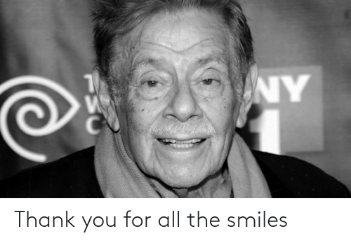 Smiles: Thank you for all the smiles