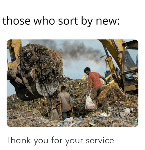 service: Thank you for your service