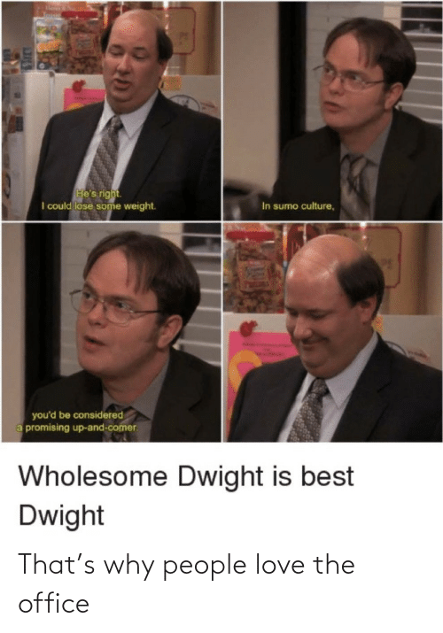 Office: That's why people love the office