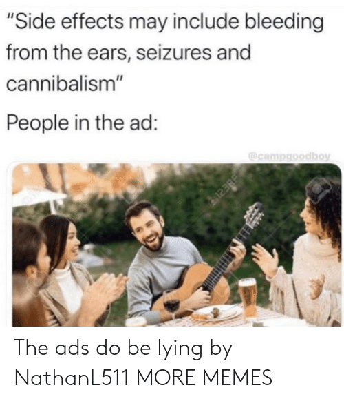 Dank, Memes, and Target: The ads do be lying by NathanL511 MORE MEMES