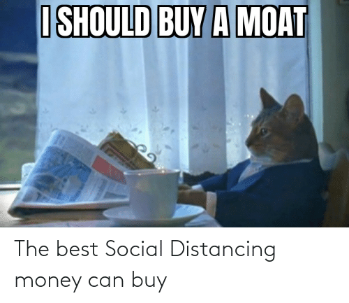 Buy: The best Social Distancing money can buy