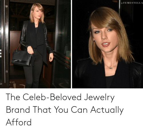 beloved: The Celeb-Beloved Jewelry Brand That You Can Actually Afford