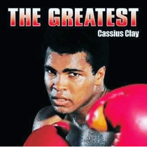 a biography of cassius clay Cassius marcellus clay: cassius marcellus clay, american antislavery leader who served the abolition movement in spite of his southern background although he was the son of a slaveholder and a relative of the kentucky senator henry clay, who—true to his byname (the great compromiser)—favoured only gradual emancipation.