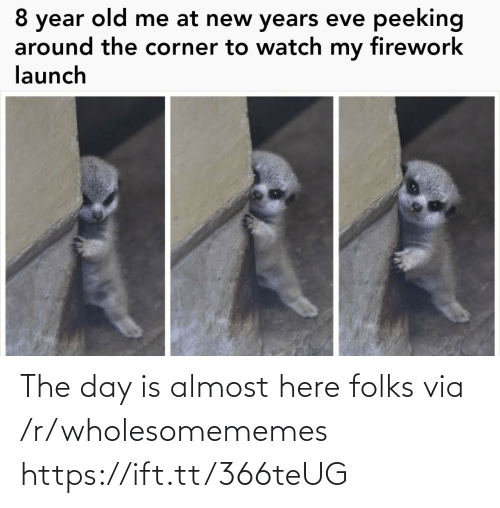 R Wholesomememes: The day is almost here folks via /r/wholesomememes https://ift.tt/366teUG