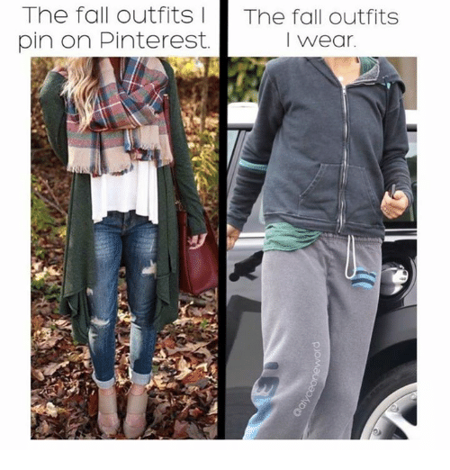 Fall, Memes, and Pinterest: The fall outfits The fall outfits  pin on Pinterest  I wear