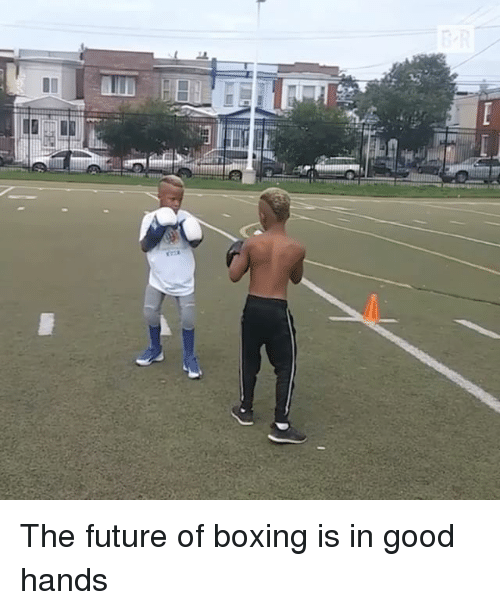 Boxing, Future, and Sports: The future of boxing is in good hands