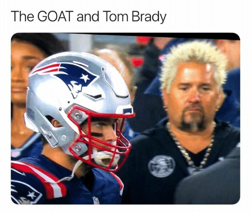 Nfl, Tom Brady, and Goat: The GOAT and Tom Brady