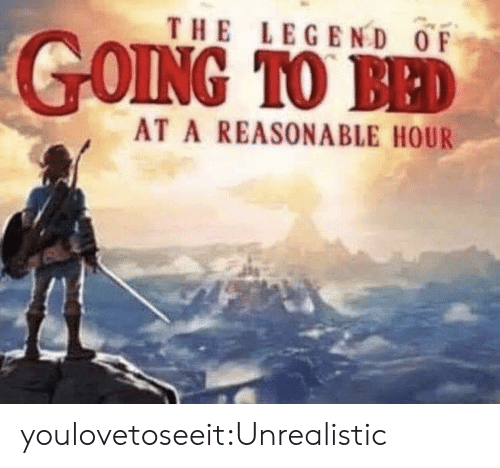 Target, Tumblr, and Blog: THE LEGEND OF  AT A REASONABLE HOUR youlovetoseeit:Unrealistic