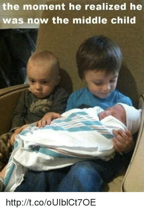 Http, The Middle, and Moment: the moment he realized he  was now the middle child http://t.co/oUIblCt7OE