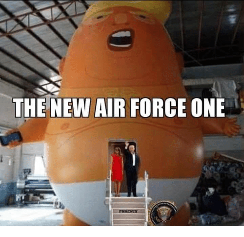 Air Force, Air, and Air Force One: THE NEW AIR FORCE ONE