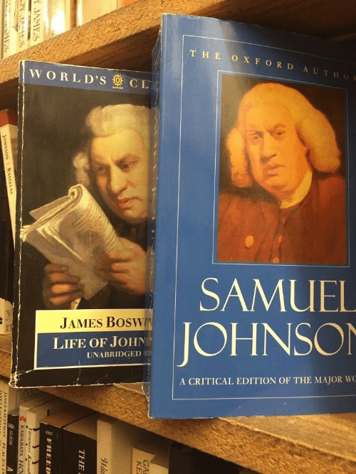 james: THE O XFORD AUTHOR  WORLD'S CL  SAMUEL  JAMES BOSWN  JOHNSON  LIFE OF JOHN  UNABRIDGED UD  A CRITICAL EDITION OF THE MAJOR WC  GA  KE  THE  FREED  A JAMTS  KAWARATA H