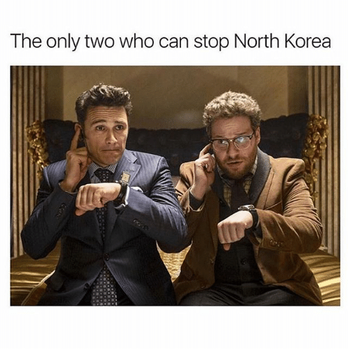 Memes, North Korea, and 🤖: The only two who can stop North Korea