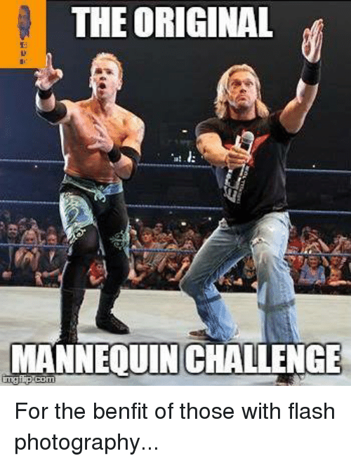 Mannequin Challenge: THE ORIGINAL  MANNEQUIN CHALLENGE For the benfit of those with flash photography...